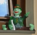 Zelený mužík
