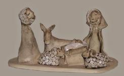 Betlém s oslem 2